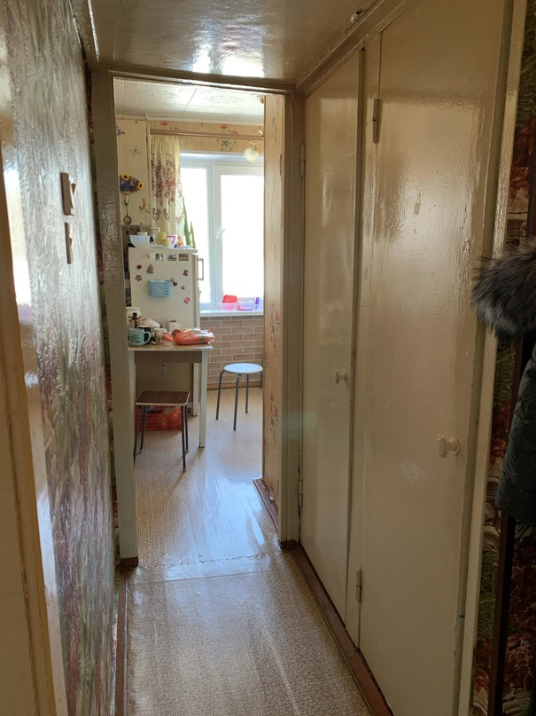 Двухкомнатная квартира, планировка | Объявления Орска и Новотроицка №23923