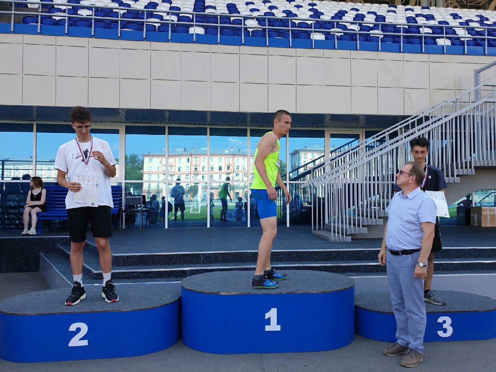 Можгинские легкоатлеты снова лучшиеСегодня в Ижевске состоялся