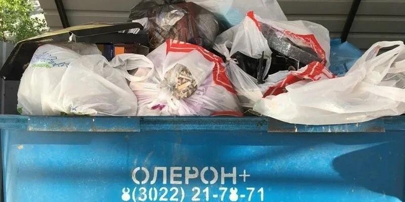 Замгендиректора «Олерон+» объяснила сбои в вывозе мусора долгами забайкальцев