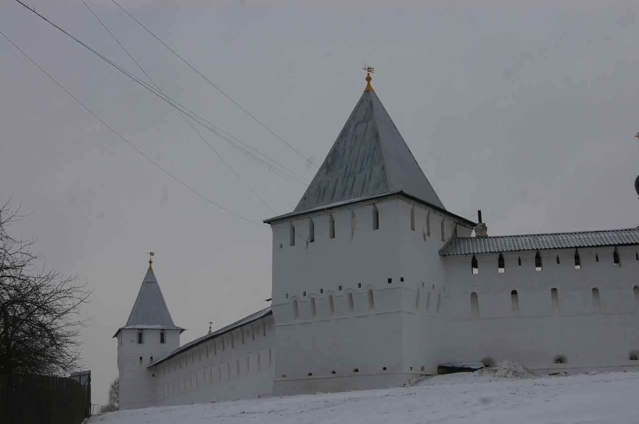 Путешествие в Переславль. Часть 1: Древнее городище Клещин и Никитский монастырь - крепость