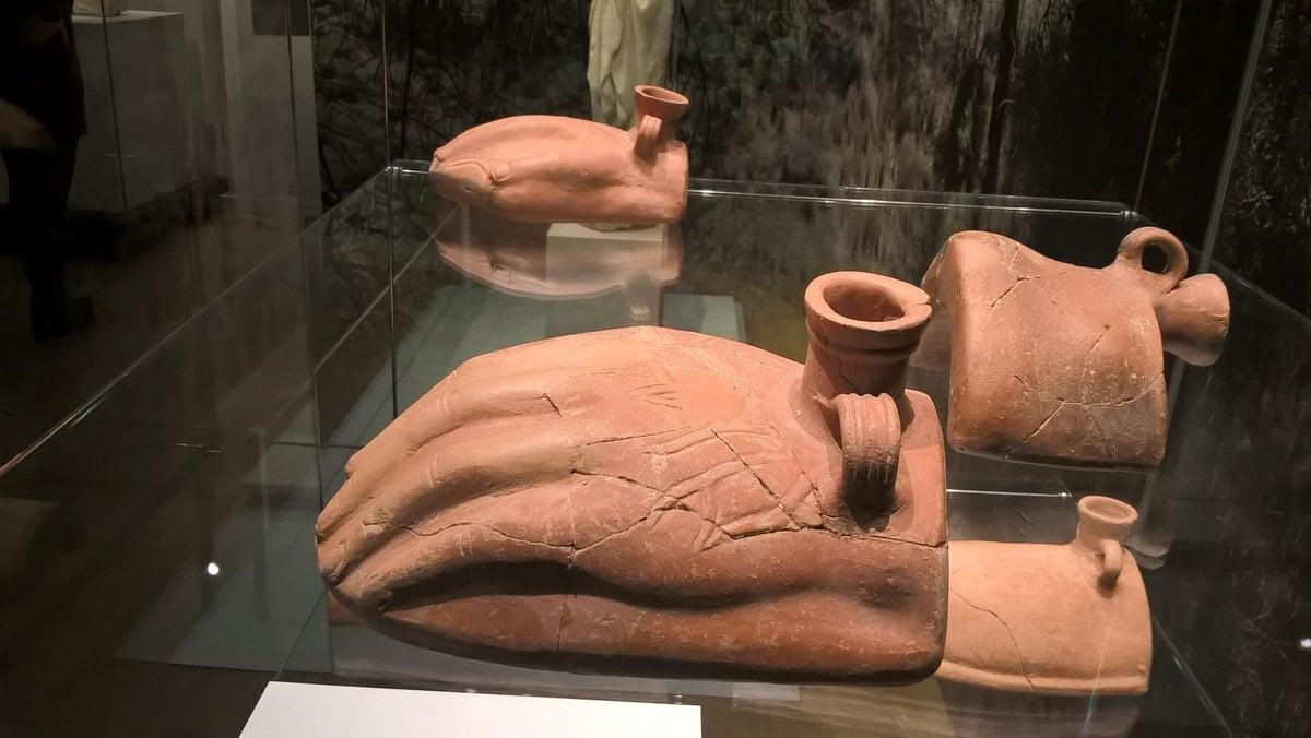 артефакты древности