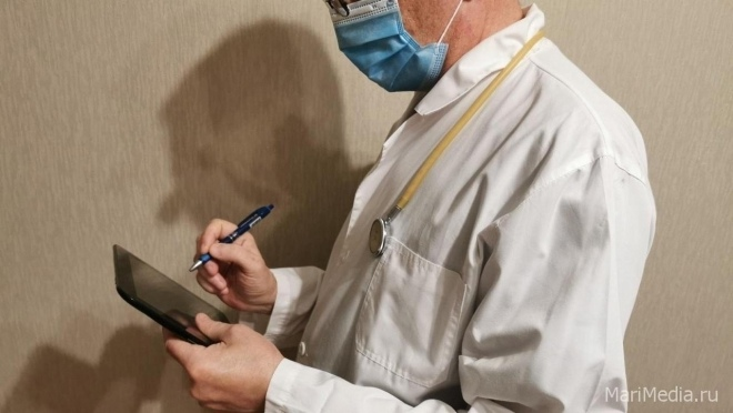 В инфекционных стационарах Марий Эл открыто дополнительно 160 коек