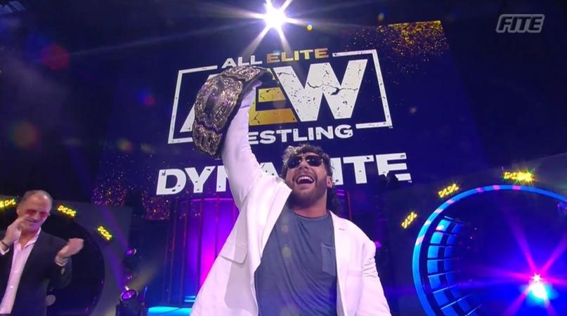 AEW Dynamite и WWE NXT 09.12.20, изображение №9