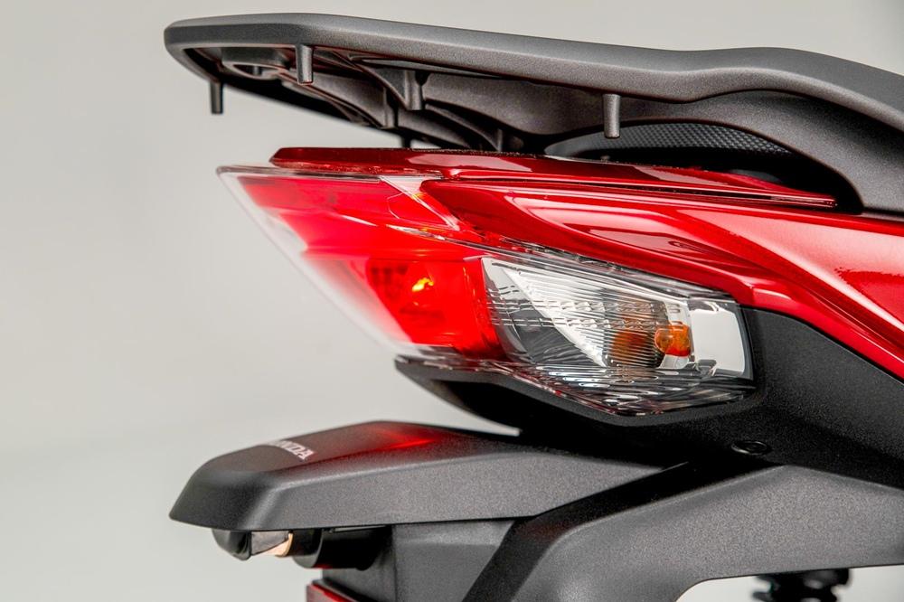Скутер Honda Vision 110 2021