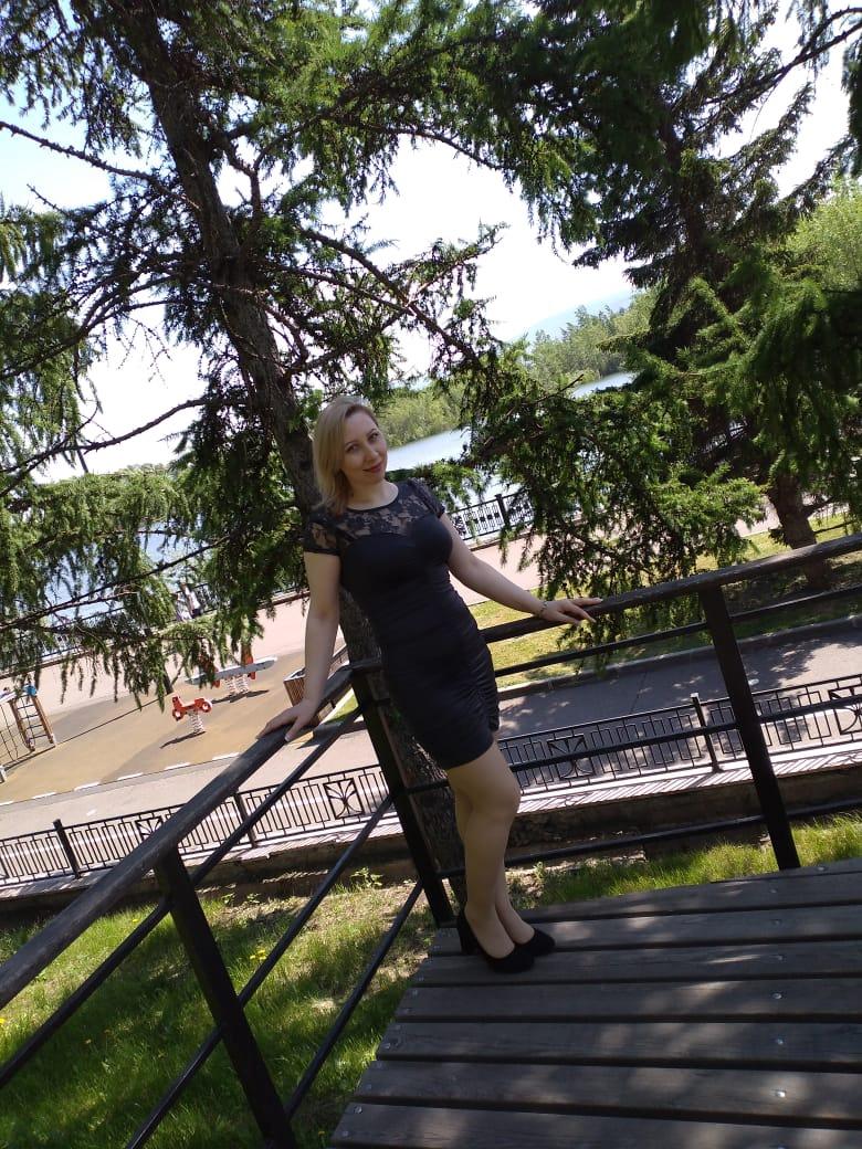 Ekaterina, 39, Krasnoyarsk