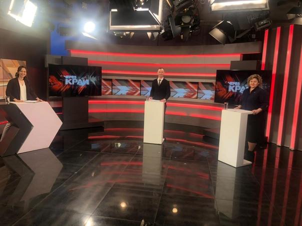 В прямом эфире Кубань24 @kuban24.tv директор Краснодарского академического театра драмы...