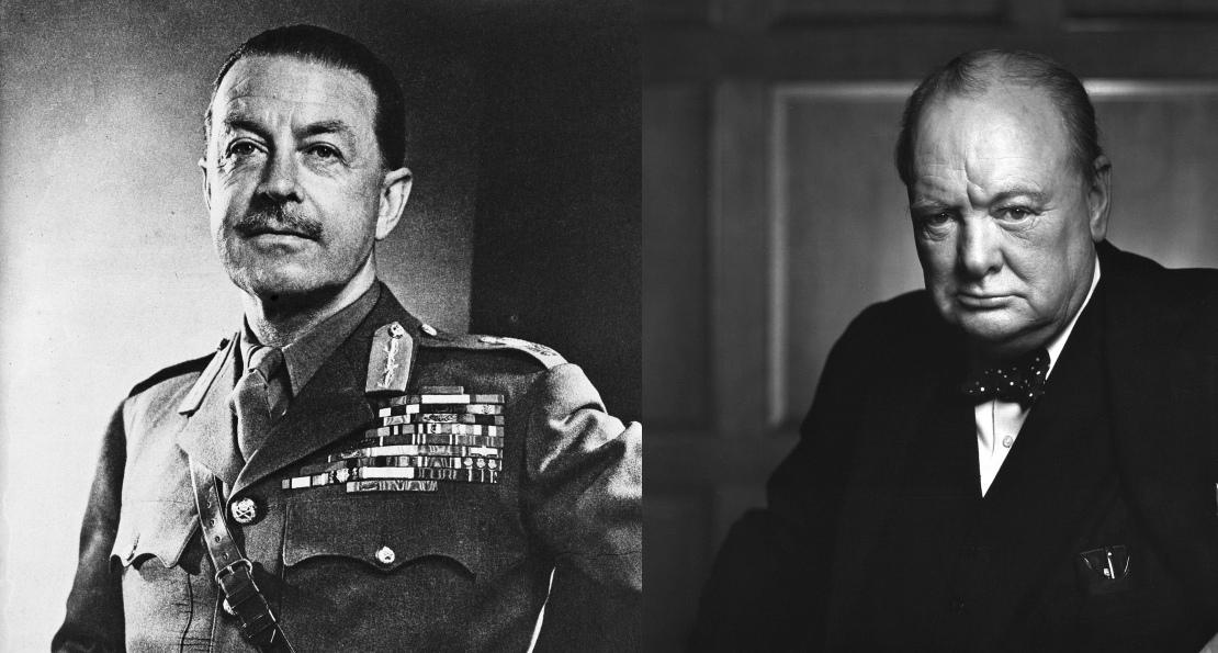 Фоулкс и Черчилль