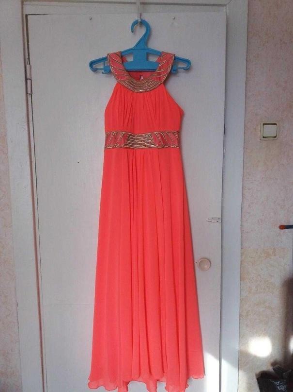 Платье очень яркое и красивое, подойдет | Объявления Орска и Новотроицка №18412
