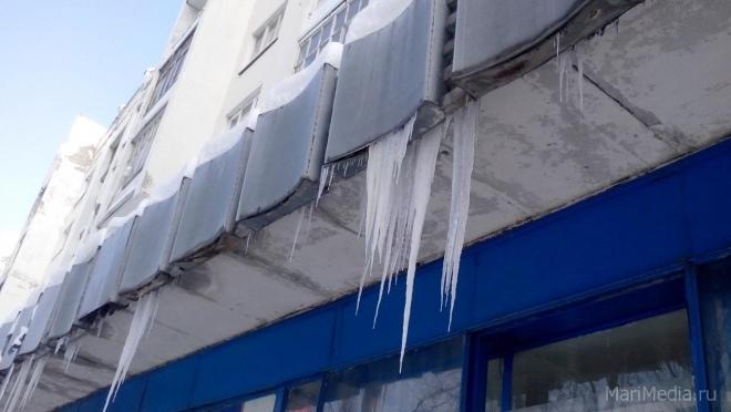 В Марий Эл на смену аномальным холодам идёт оттепель
