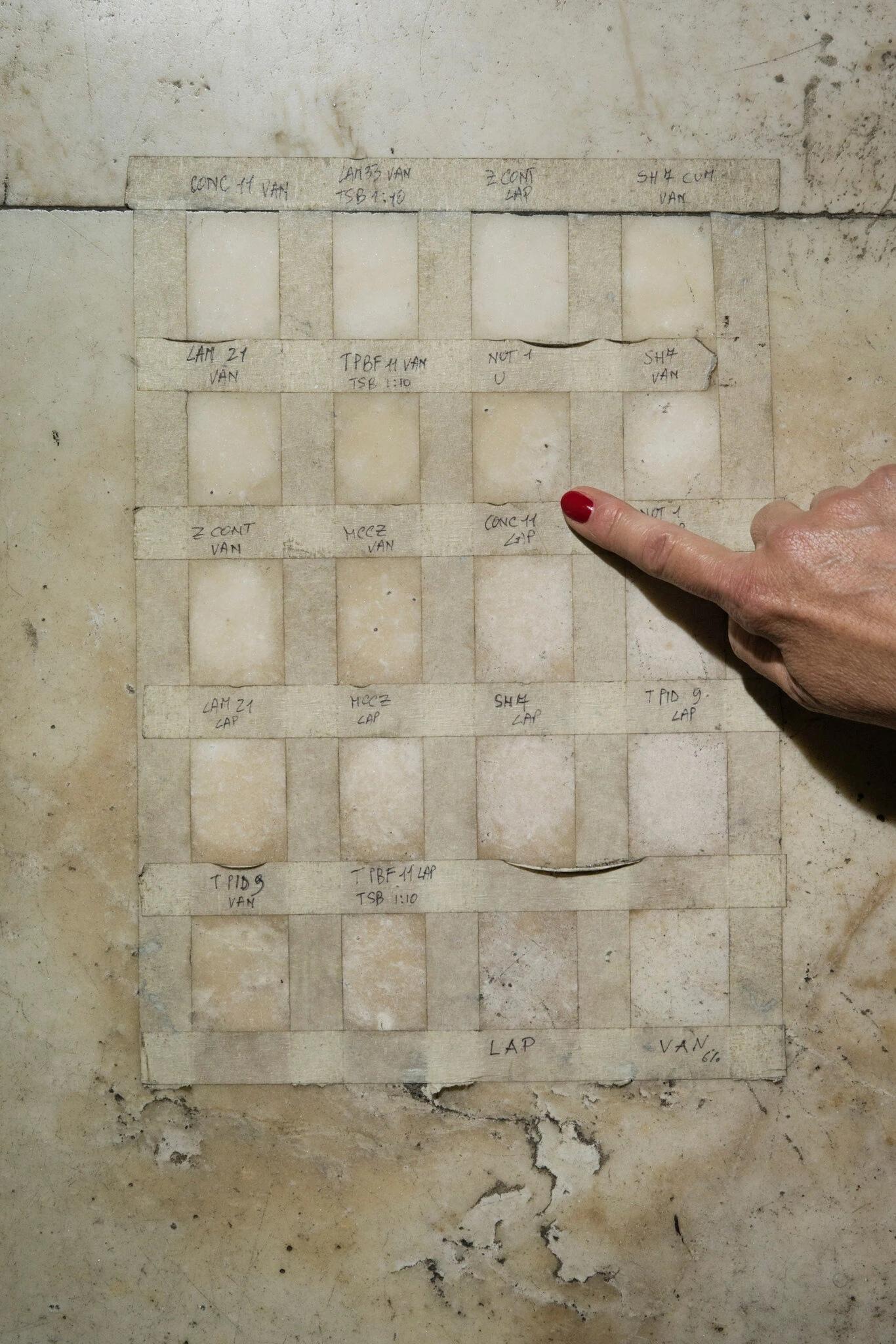 Бактерии провели экологическую реставрацию скульптур работы Микеланджело