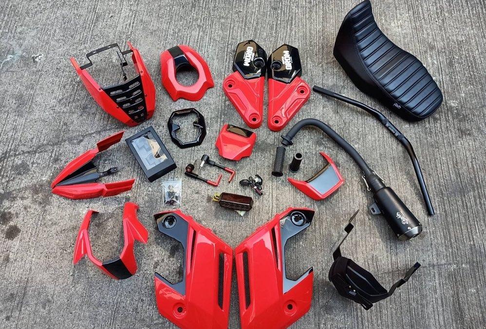 K-Speed: комплект для Honda Grom