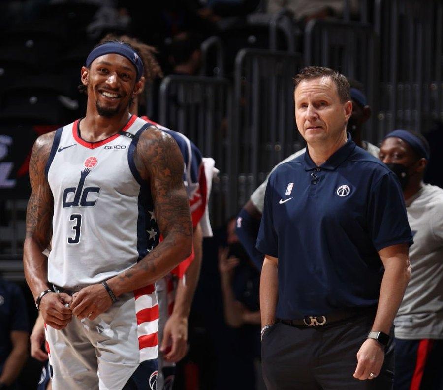 Скотт Брукс, скорее всего, останется на должности тренера Вашингтона