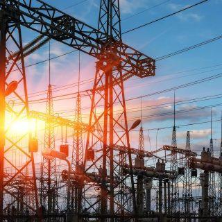 Система передачи электроэнергии