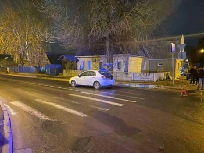 В Брянске водитель Chevrolet сбил на переходе 66-летнюю пенсионерку  По предварительной информации, 59-летний водитель автомобиля Chevrolet... [читать продолжение]