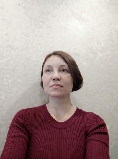 Наталья Левашева