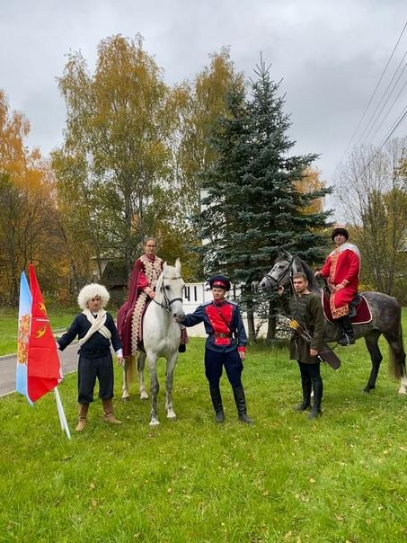 Сегодня мы принимали участие в «Некрасовском Фестивале»