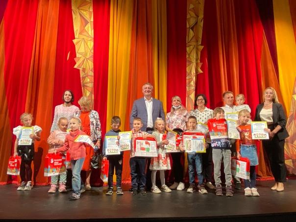 Участники конкурса детского рисунка