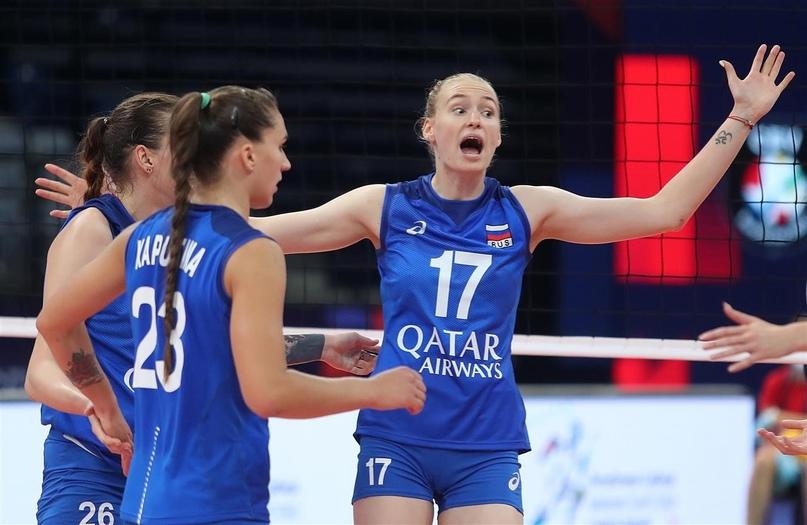 Оптимистическая трагедия женского волейбола в России., изображение №5