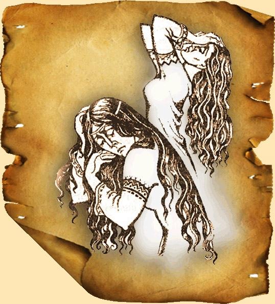 Карна-Плакальщица | Второй шанс на избавление, изображение №1