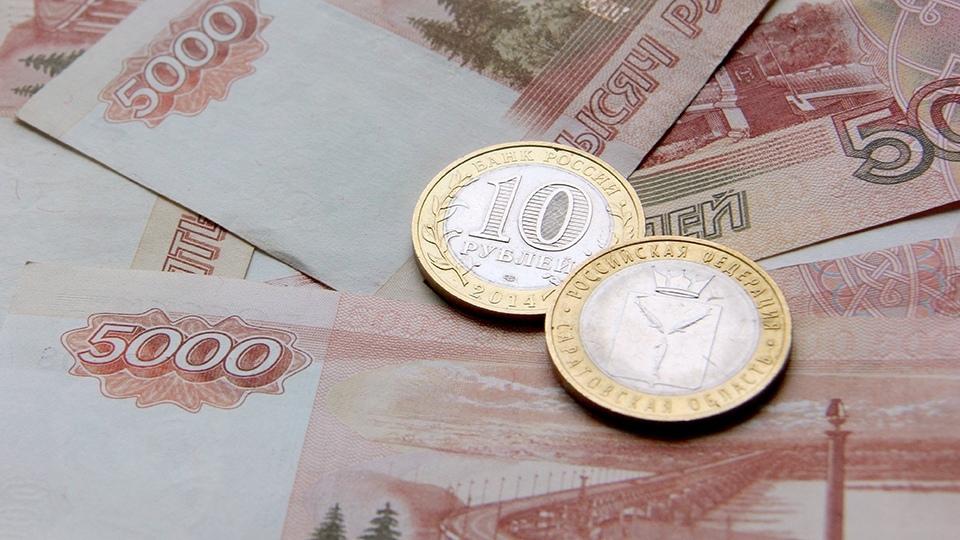 Средняя зарплата в Саратовской области выросла до 38,9 тысячи рублей