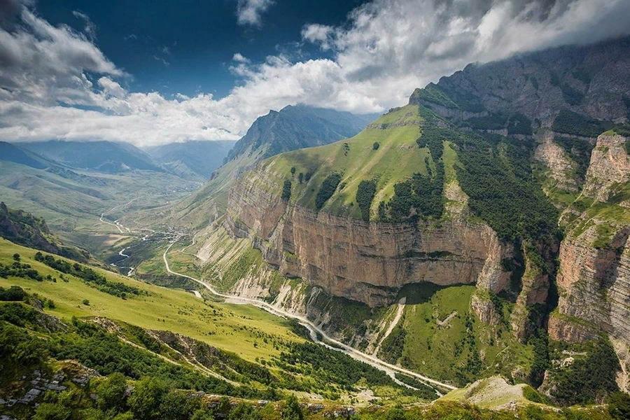 2022-07, Автобусный тур на Кавказ в июле, 7 дней (B)