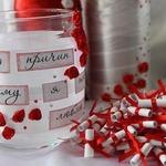 Сюрприз с любовными признаниями на День Влюбленных — МК и идеи