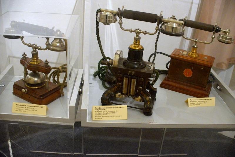 Телефоны фирмы Ericsson и Ко