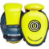 Комбинированные тренерские лапы Ultimatum Boxing Gen3Combo RC
