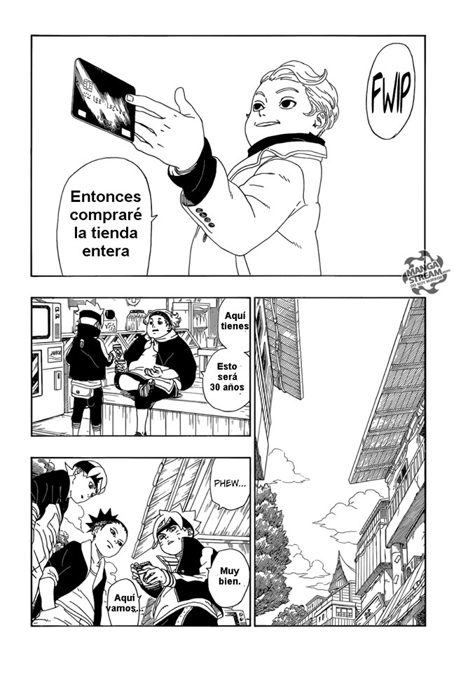 BORUTO MANGA CHAPTER 11, image №32