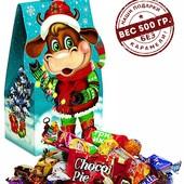 Новогодний сладкий подарок для детей