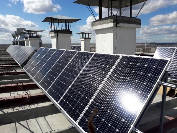 Зеленый тариф на солнечную энергию Екатеринбург