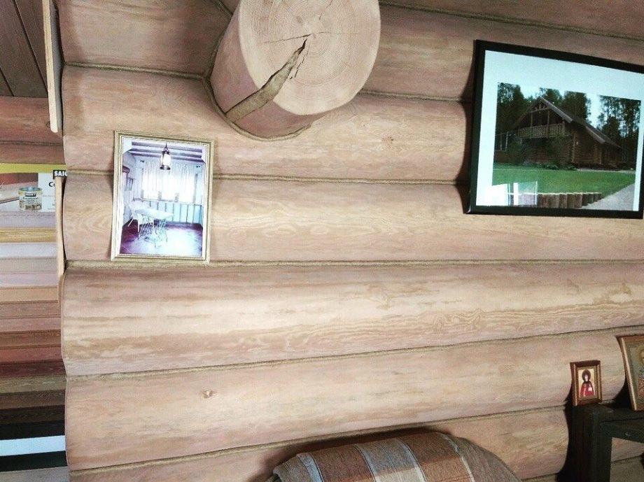 Конопатка деревянного сруба джутом