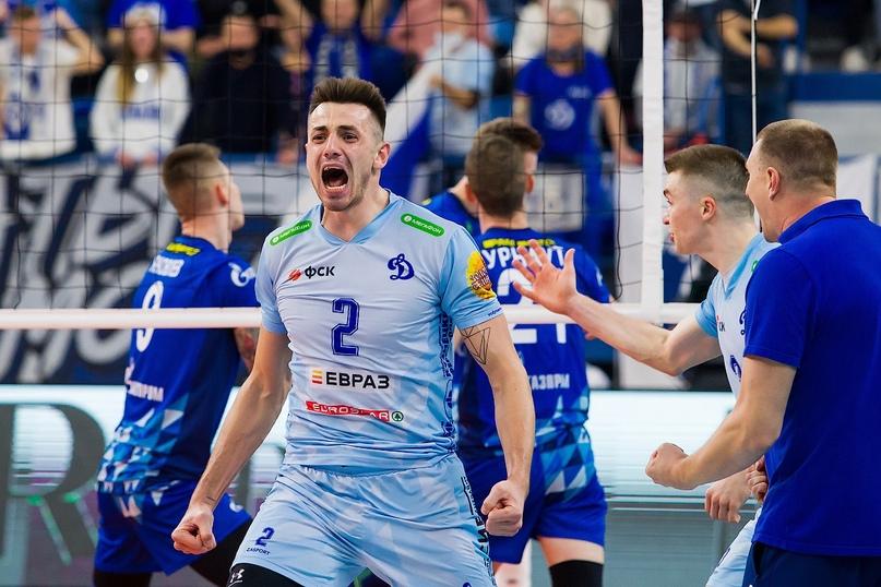 «Динамо» (Москва) завоевали первый трофей сезона, изображение №2