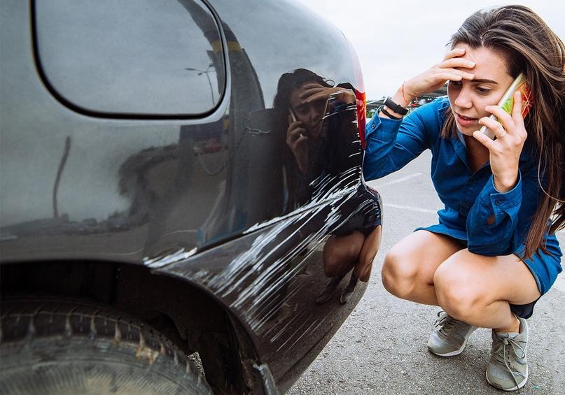Что делать, если машину повредили во дворе. Инструкция, изображение №4