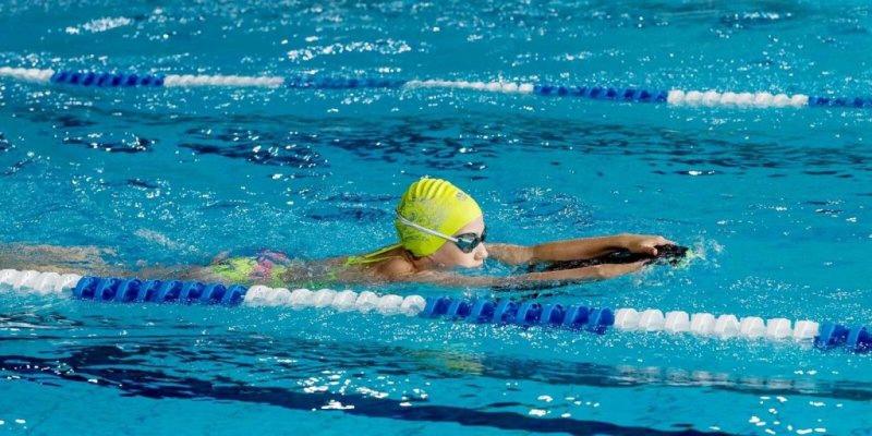 плавание. фото mos.ru