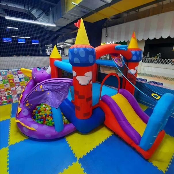 Еще больше развлечений для самых маленьких предлагает дет...