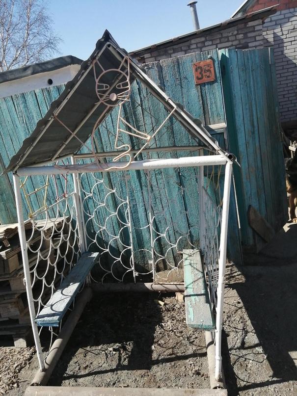 Купить домик детский, высота 130см,ширина | Объявления Орска и Новотроицка №18026