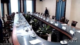 Круглый стол: «Биотерроризм, скрытая угроза обществу и государству»