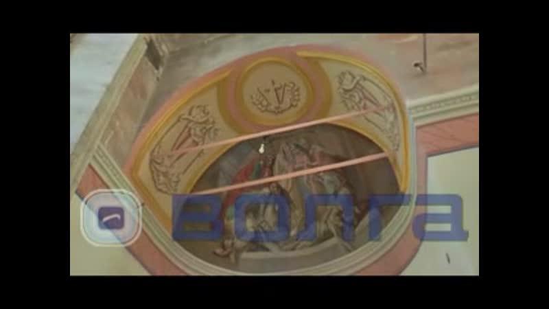 Реставрация храма в Арзамасе