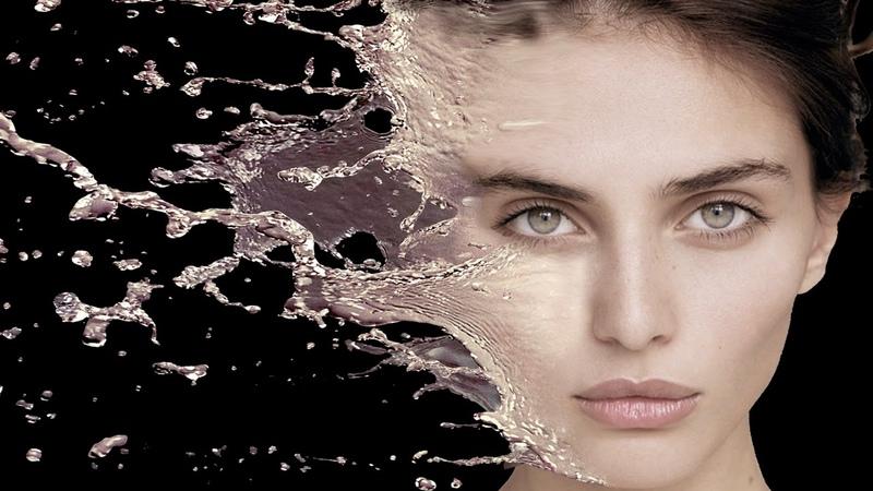 Splash water effect in photoshop tutorial cc