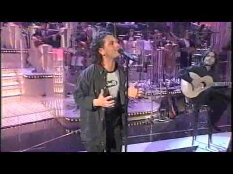 Massimo Caggiano Ora che ci sei Sanremo 1997 m4v