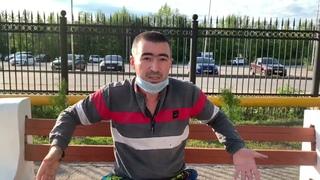 Ширали Жураев, который пытался защитить своих земляков, рассказал, как на них напали китайцы