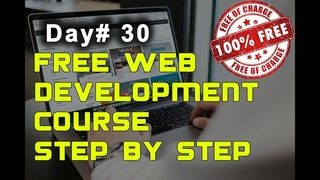 How to make a complete website with HTML and CSS - Day 30   (Easy Explanation in Nepali )