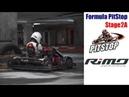 09 12 2019 Картинг Karting Formula PitStop Stage 2A PitStop Drive backward Onboard