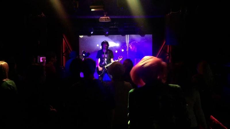 Daisuke Chiba 千葉大輔 夕暮れロッカー Yūgure rokkā Live in Moscow 13 11 2018