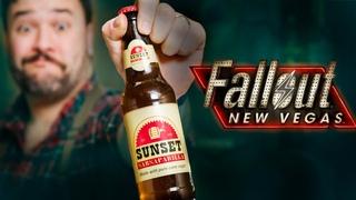 Homemade Sunset Sarsaparilla! Fallout New Vegas | How to Drink