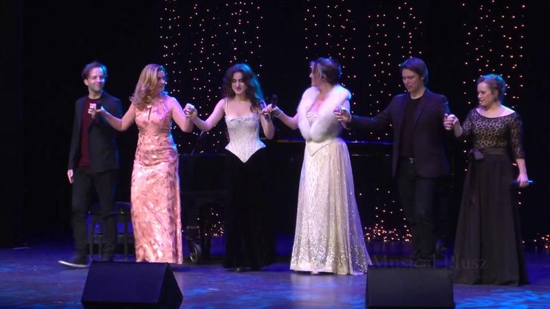 Susan Rigvava–Dumas, Olga Sophie, Janza Kata, Vágó Zsuzsi, Posta Victor, Kovács Adrián Happy Xmas
