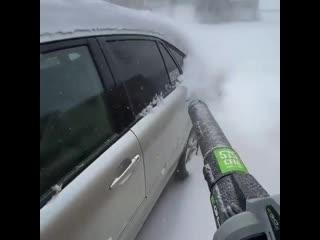 Это, безусловно, лучший способ удалить лед с вашего автомобиля