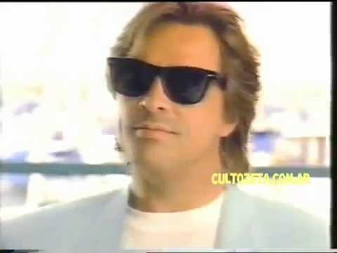 VISA argentina Spot con Don Johnson corrupcion en miami MIAMI VICE