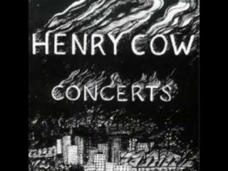 Henry Cow - Concerts (1976) - Bad Alchemy [Full version]